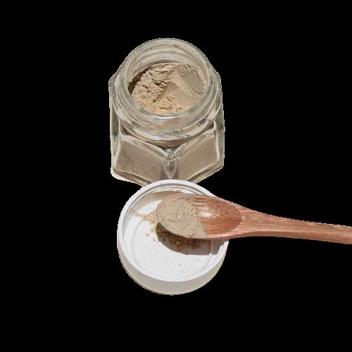 argila amarela tratamento natural para peles maduras rugas