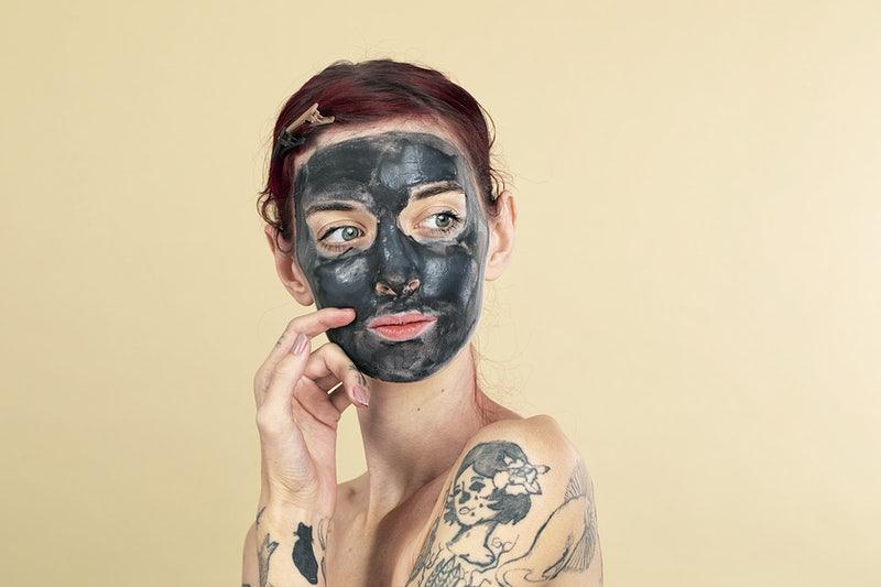 mascara de argila verde para que serve diminui as olheiras