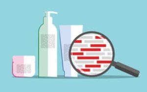 ingredientes toxicos em cosméticos